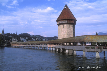 Chapel Bridge of Lucerne