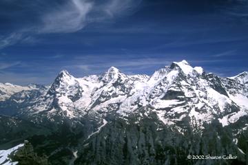 Eiger, Moench, Jungfrau