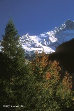 Autumn in Grindelwald