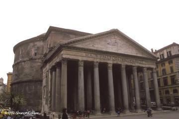 The Pantheon, Roma
