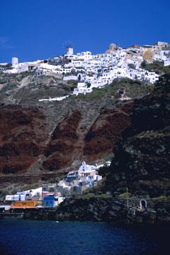 Fishing Village of Oia