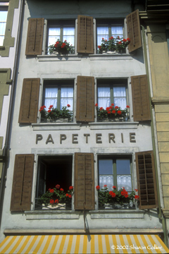 Papeterie of Switzerland