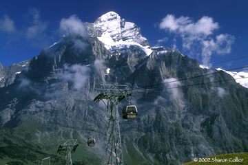 Cable Cars of Switzerland