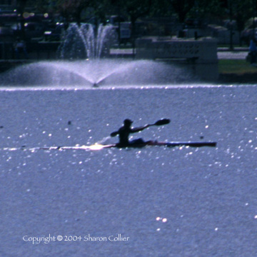Olympic Warm-up at Lake Merritt