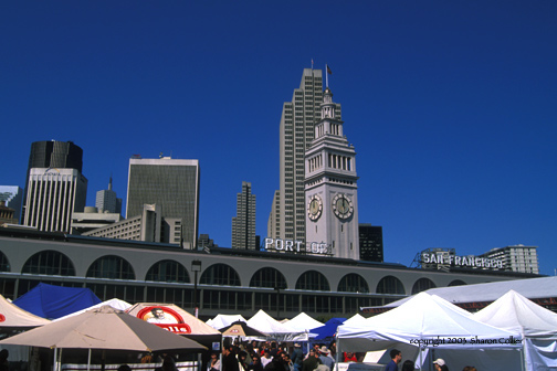 Ferry Plaza Food Market