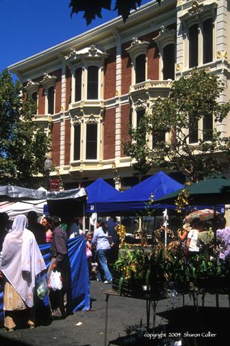 Old Oakland Food Market