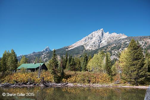Autumn at Jenny Lake - Grand Teton National Park