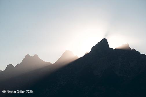 Grand Teton at Twilight
