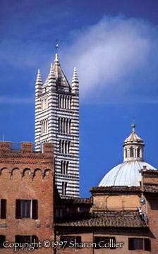 Campanile of Siena