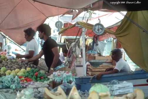 Curacao Food Market